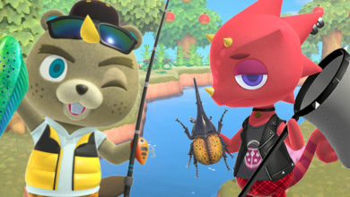 Photo of December Critters Arrive In Animal Crossing New Horizons