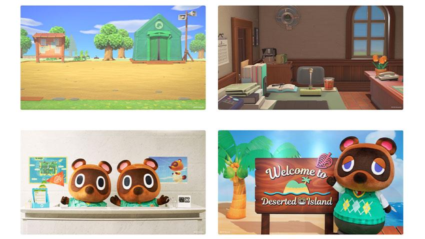 Animal Crossing New Horizons Wallpapers