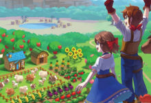 Photo of Harvest Moon One World Boxart Released