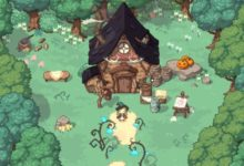 Photo of Little Witch In The Woods – Sneak Peak At Bestiary