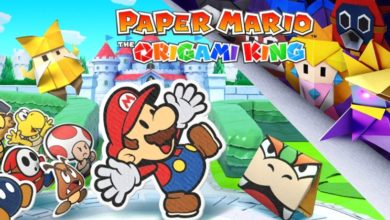 Photo of Paper Mario: The Origami King Coming To Nintendo Switch This July