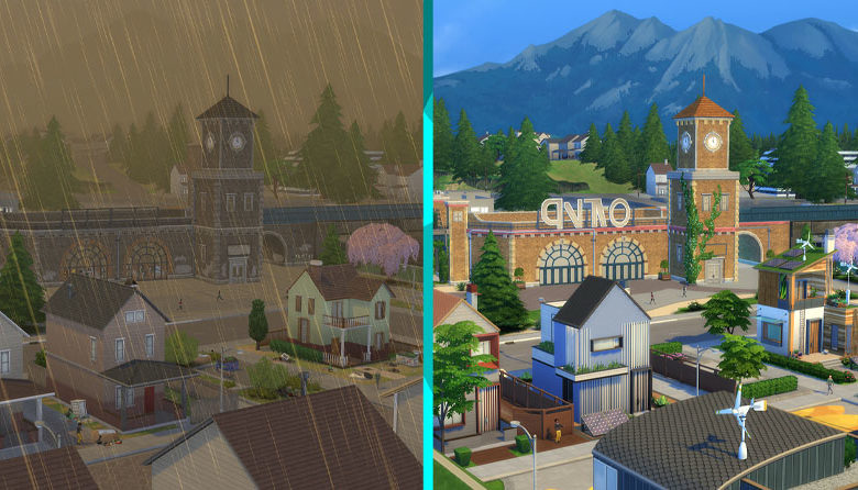 the sims 4 eco lifestyle