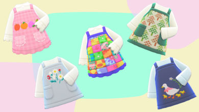 Photo of Which Animal Crossing New Horizons Apron Or Sweater Did Mom Mail You This Month?