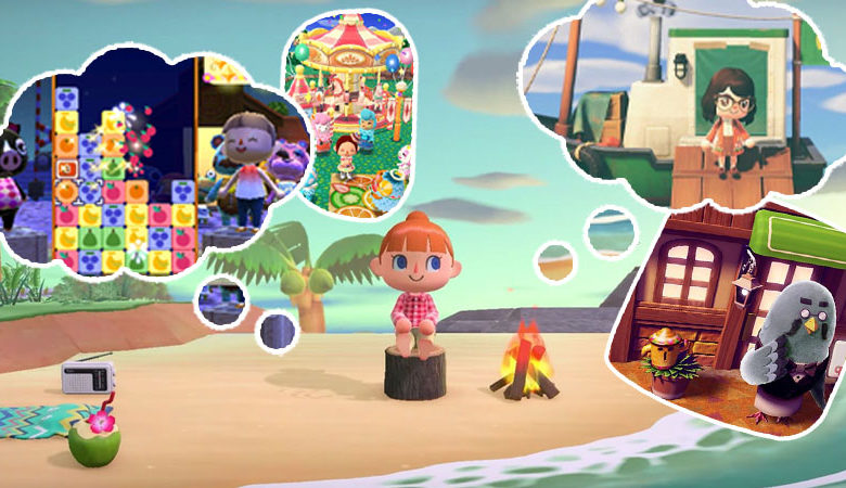 Animal crossing new horizons wanted features