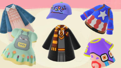 Photo of Awesome Pop Culture Designs To Wear In Animal Crossing: New Horizons