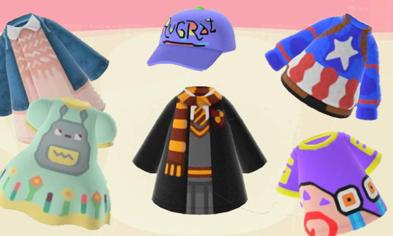 animal crossing new horizons pop culture designs