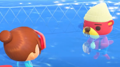 Photo of Animal Crossing New Horizons Summer Update Adds Swimming And More!