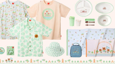 Photo of New Wave Of Official Animal Crossing New Horizons Merchandise Is Beautiful