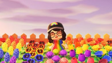 Photo of Celebrate Pride In Animal Crossing: New Horizons With These Great Fan-Made LGBTQ+ Designs