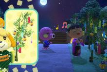 Photo of Celebrate Tanabata In Animal Crossing New Horizons And Claim The Latest Seasonal Item