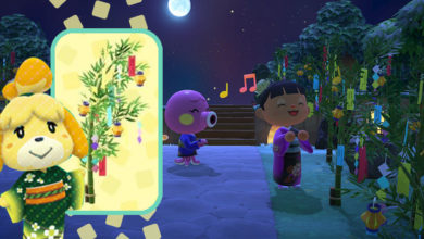Photo of Celebrate Tanabata In Animal Crossing New Horizons And Claim The Latest Seasonal Item