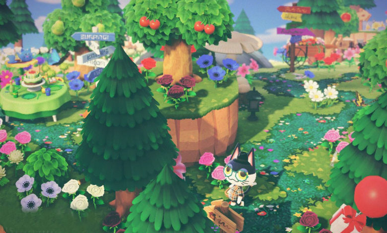 animal crossing new horizons path designs