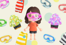 Photo of How To Get Different Colored Wet Suits And Snorkels In Animal Crossing New Horizons