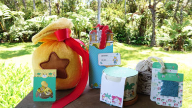 Photo of Animal Crossing New Horizons Bell Bag Of Goodies Giveaway
