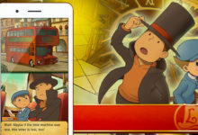 Photo of HD Version Of Professor Layton And The Lost Future Launches For Mobile On July 13th