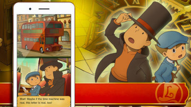 Photo of HD Version Of Professor Layton And The Lost Future Launches For Mobile
