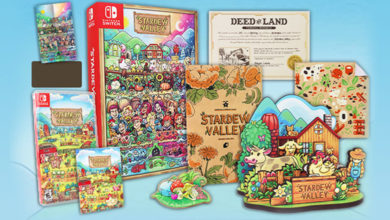 Photo of Stardew Valley Collector's Edition Announced