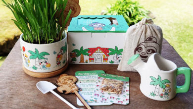 Photo of Tiny Garden Pals – Animal Crossing Themed Garden Kit
