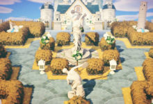 Photo of Majestic Animal Crossing New Horizons Castle Creations