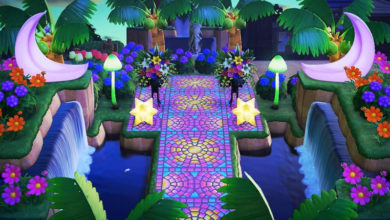 Photo of Use These Awesome Animal Crossing: New Horizons Entrances As Inspo To Welcome Visitors In Style