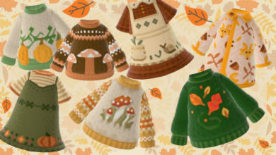 Photo of 'Fall' In Love With These Autumnal Animal Crossing: New Horizons Clothing Designs