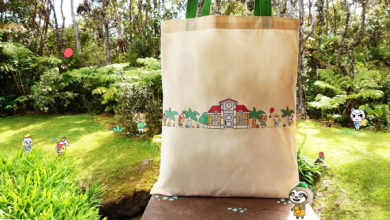 Photo of New Animal Crossing Themed Tote Bags