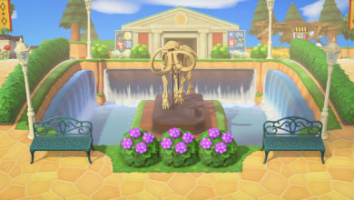 Photo of Get Inspired With These Wonderful Waterfall Designs From Animal Crossing: New Horizons