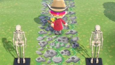 Photo of Perfect Paving Codes For Halloween In Animal Crossing: New Horizons