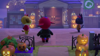 Photo of Get Spooky With These Halloween Animal Crossing: New Horizons Island Flags And Tunes