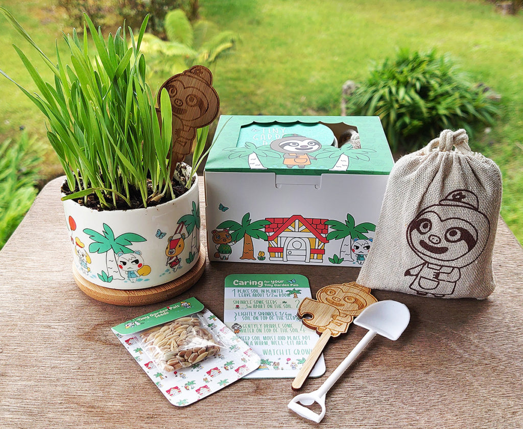 animal crossing garden kit