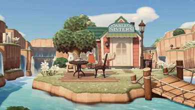 Photo of Get Inspired With These Animal Crossing: New Horizons Able Sisters Exteriors