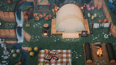 Photo of Get Inspired With These Super Cool Animal Crossing: New Horizons Campsite Ideas