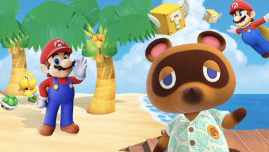 Photo of Animal Crossing New Horizons Welcomes Mario