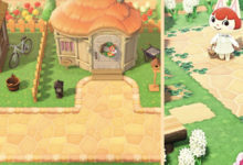 Photo of Spice Up Your Walkway With These Animal Crossing New Horizons Path Borders