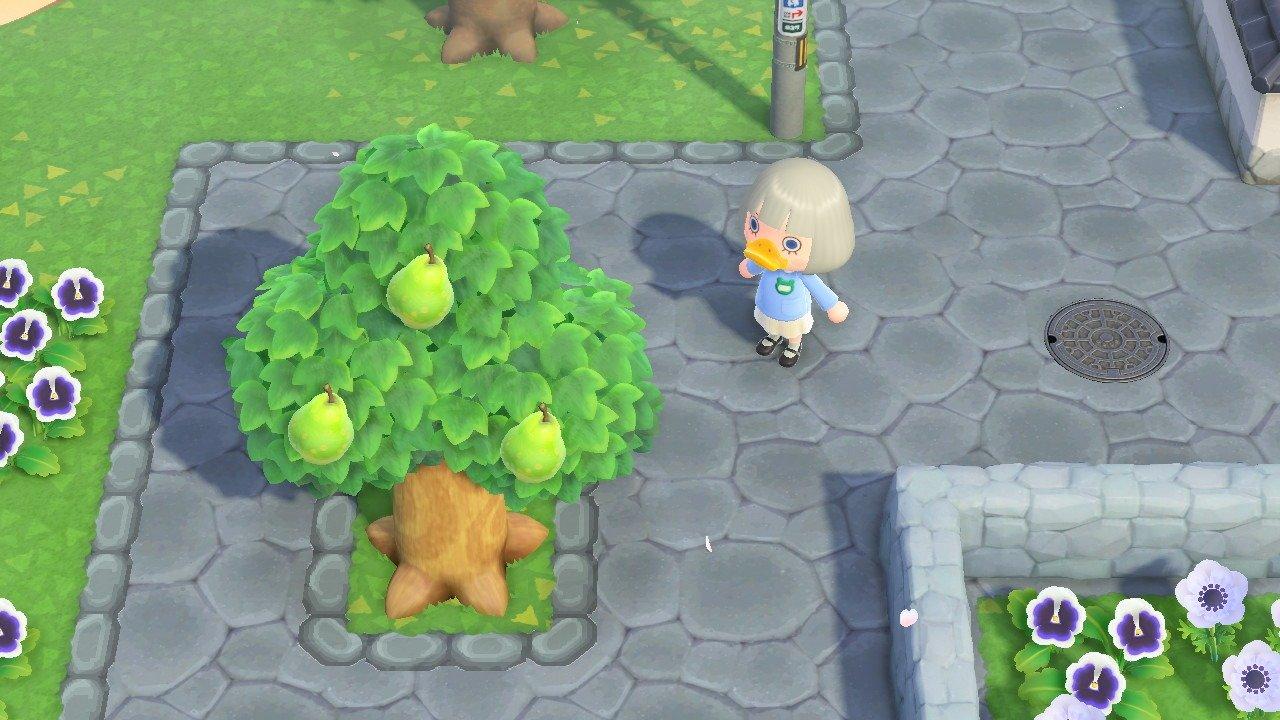 animal_crossing_new_horizons_stone_path_border - myPotatoGames