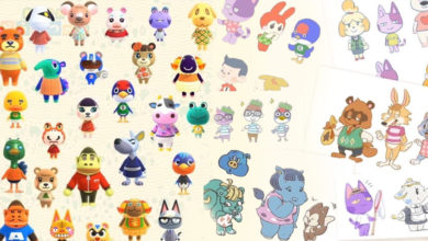 Photo of Nintendo Shares Details About Animal Crossing New Horizons Villager Creation