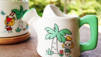 Photo of Animal Crossing Tiny Watering Can For Tiny Plants