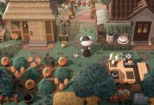 Photo of Get Inspired With These Halloween Island Ideas From Animal Crossing: New Horizons