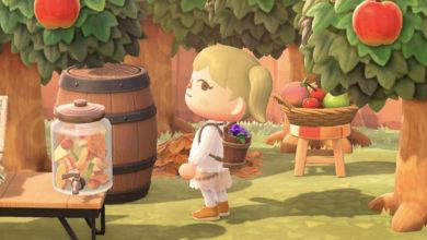 Photo of New Seasonal Item Arrived in Animal Crossing New Horizons