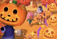Photo of Nintendo Teases Animal Crossing New Horizons Halloween Event