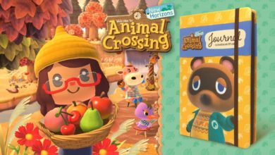 Photo of Target Announces Premium Animal Crossing New Horizons Journal