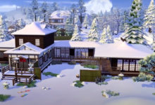 Photo of The Sims 4 Snowy Escape Takes Your Sims To Rural Japan