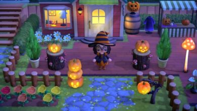 Photo of Spooky Items Arrive For Halloween In Animal Crossing: New Horizons  – What, How, & Where