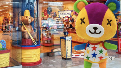 Photo of Animal Crossing Build-A-Bear Is Here!