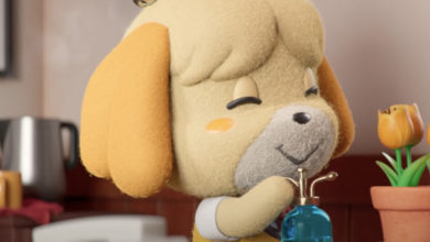 Photo of Isabelle Is So Cute In This Animal Crossing New Horizons Short Movie