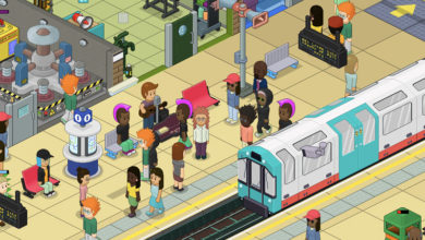Photo of Overcrowd: A Commute 'Em Up – Build Your Train Station