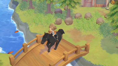 Photo of New Story Of Seasons Pioneers Of Olive Town Trailer Shows Big Farms And Adorable Cats