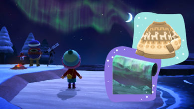 Photo of New Seasonal Items Arrive In Animal Crossing New Horizons