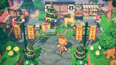 Photo of Get Inspired With These Animal Crossing New Horizons Christmas Markets