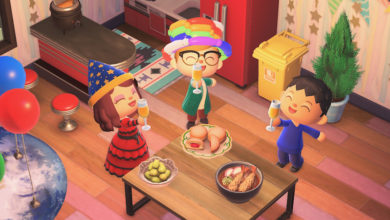 Photo of New Limited Time Items Arrive In Animal Crossing New Horizons
